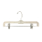 "14"" Pant / Skirt Hanger - Clear"