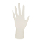 Small Polystyrene Hand Display - White Frost