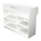 "48"" Ledgetop Counter - White"